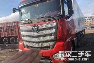 二手福田欧曼 欧曼EST 510马力图片