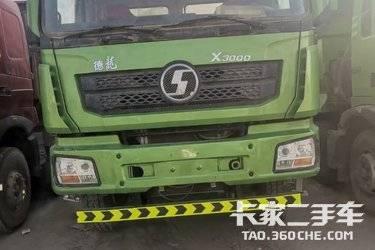 二手陕汽重卡 德龙X3000 375马力图片