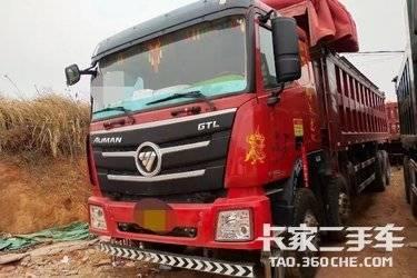 二手福田欧曼 欧曼GTL 430马力图片