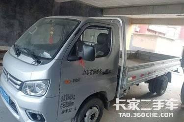 二手福田祥菱 祥菱M2 116马力图片