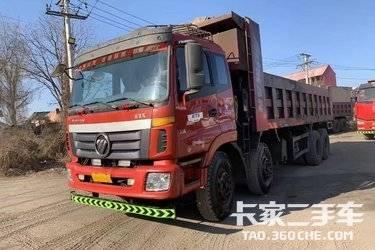 二手福田欧曼 欧曼ETX 336马力图片