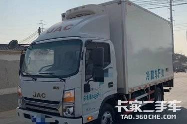 二手江淮帅铃 帅铃H 153马力图片