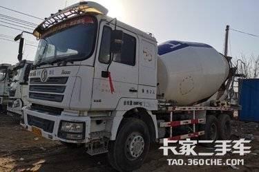 二手陕汽重卡 德龙F3000 336马力图片