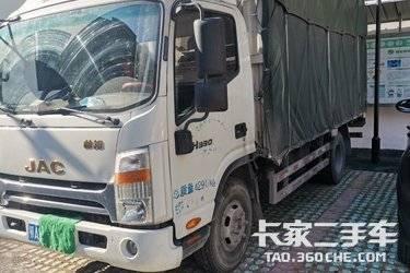 二手江淮帅铃 帅铃H 160马力图片