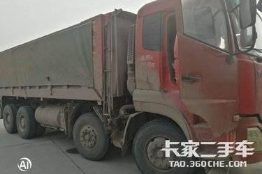 二手东风商用车 东风天龙KC 300马力图片