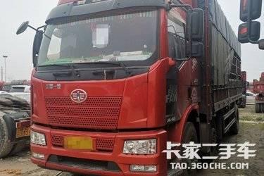 二手一汽解放 解放J6L 载货车 240马力