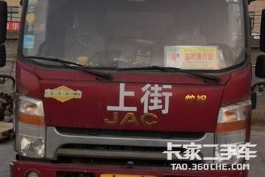 二手江淮帅铃 帅铃H 156马力图片