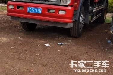 二手中国重汽成都商用车(原重汽王牌) 王牌7系 160马力图片