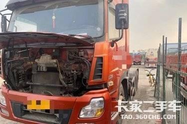 二手东风商用车 东风天龙 420马力图片