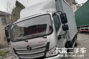 二手福田欧马可 欧马可S3 143马力图片