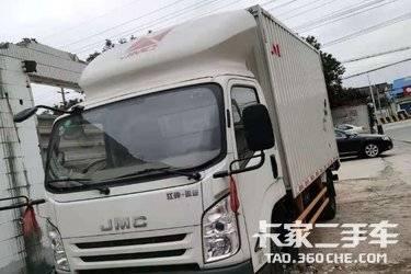 二手江铃汽车 凯运升级版 120马力图片