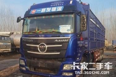 二手福田欧曼 欧曼GTL 360马力图片