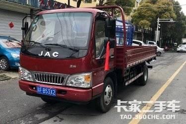 二手江淮康铃 康铃J6 120马力图片