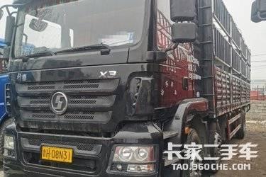 二手陕汽商用车 轩德X3 245马力图片