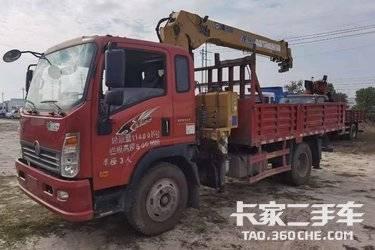 二手中国重汽成都商用车(原重汽王牌) 捷狮 130马力图片