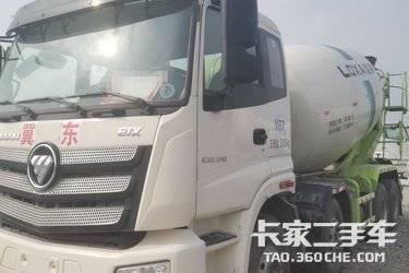 二手福田欧曼 欧曼ETX 340马力图片