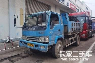二手江淮工程车 康铃G 160马力图片