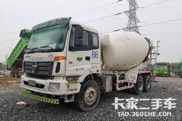 二手福田欧曼 欧曼ETX 360马力图片