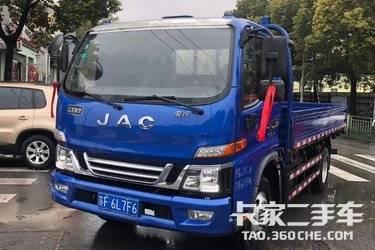二手江淮骏铃 骏铃V6 156马力图片