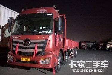 二手福田欧曼 欧曼新ETX 320马力图片