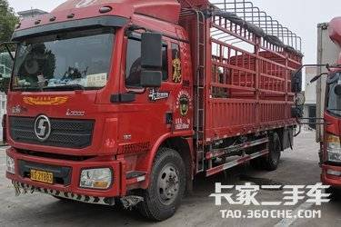 二手陕汽重卡 德龙L3000 载货车 185马力