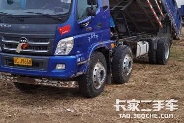 二手福田瑞沃 瑞沃E3 170马力图片