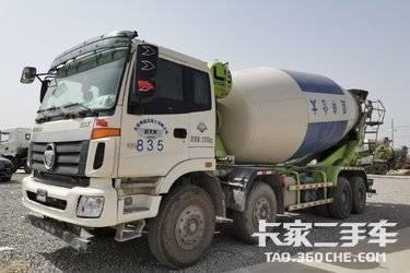 二手福田欧曼 欧曼ETX 375马力图片