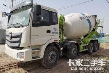 二手福田欧曼 欧曼新ETX 340马力图片