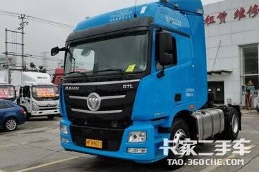 二手福田欧曼 欧曼GTL 460马力图片