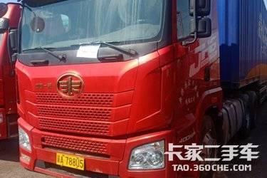 二手青岛解放 解放JH6 400马力图片