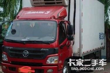 二手福田欧马可 欧马可S3 190马力图片