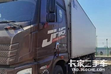 二手青岛解放 解放JH6 460马力图片