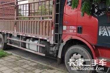 二手卡车载货车 一汽解放 180 马力