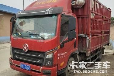 二手卡车载货车 大运轻卡 170马力