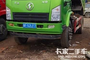 二手陕汽商用车 轩德X9 140马力图片