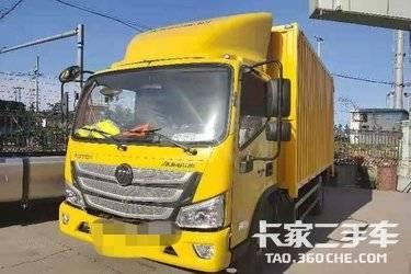二手福田欧马可 欧马可S1 110马力图片