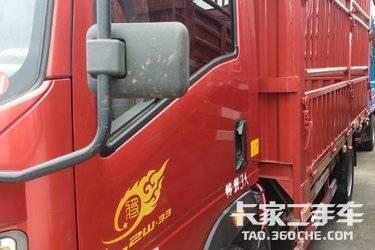 二手重汽HOWO轻卡 G5X 170马力图片