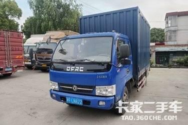 二手东风凯普特 凯普特K6-N(原N300) 载货车 130马力
