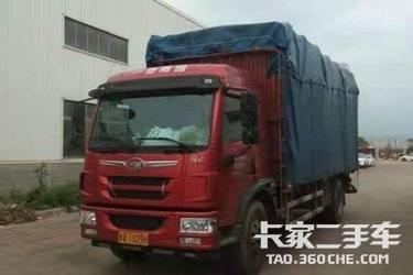 二手青岛解放 解放JH6 载货车 180马力