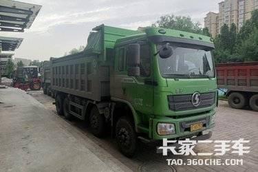 二手陕汽重卡 德龙L3000 自卸车 300马力