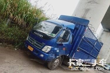 二手福田奥铃 奥铃T3 156马力图片