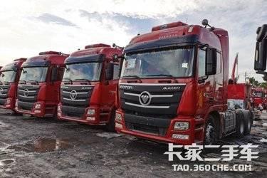二手福田欧曼 欧曼GTL 490马力图片