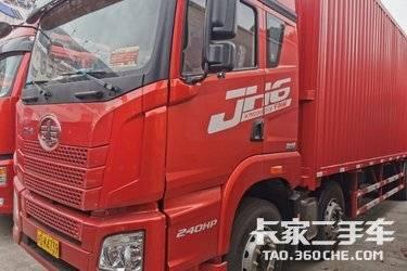 二手青岛解放 解放JH6 240马力图片