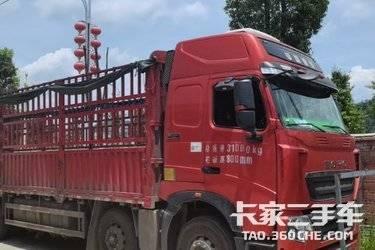二手卡车载货车 重汽豪沃(HOWO) 480 马力
