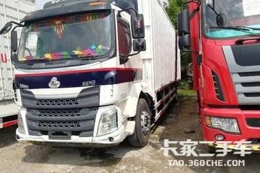 二手卡车载货车 东风柳汽乘龙 220 马力