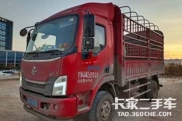 二手卡车载货车 东风柳汽乘龙 160 马力
