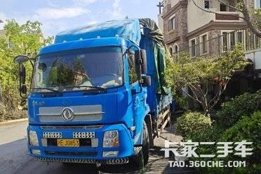 二手东风商用车 东风天锦 载货车 180马力