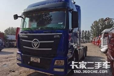 二手福田欧曼 欧曼EST 500马力图片