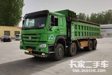 二手中国重汽 中国重汽HOKA 380马力图片