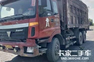 二手福田欧曼 欧曼ETX 310马力图片